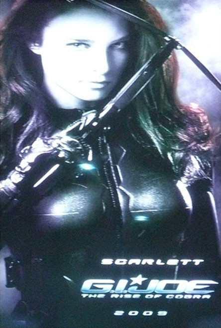 Foto de 'G.I. Joe: Rise of Cobra', posters (5/11)