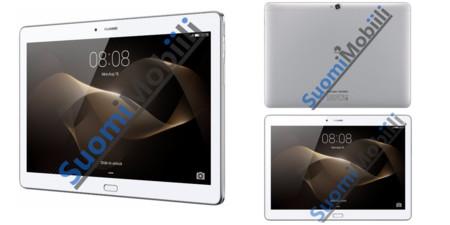 A Huawei se le filtra el MediaPad M2 de 10 pulgadas antes de su presentación