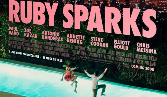 Cartel de Ruby Sparks