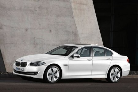 Los BMW Serie 5 y X1 serán más eficientes todavía este año