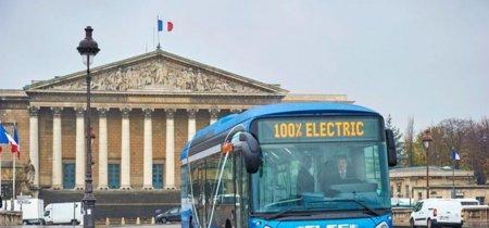 Heuliez GX ELEC, un nuevo autobús 100% eléctrico de fabricación francesa