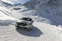 La nueva tracción total 4MATIC de Mercedes-Benz se montará en el Clase CLA 45 AMG