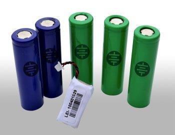 Leyden Energy saca baterías que nos darán tranquilidad durante tres años
