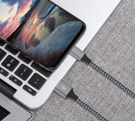 Cables USB tipo C de oferta en México