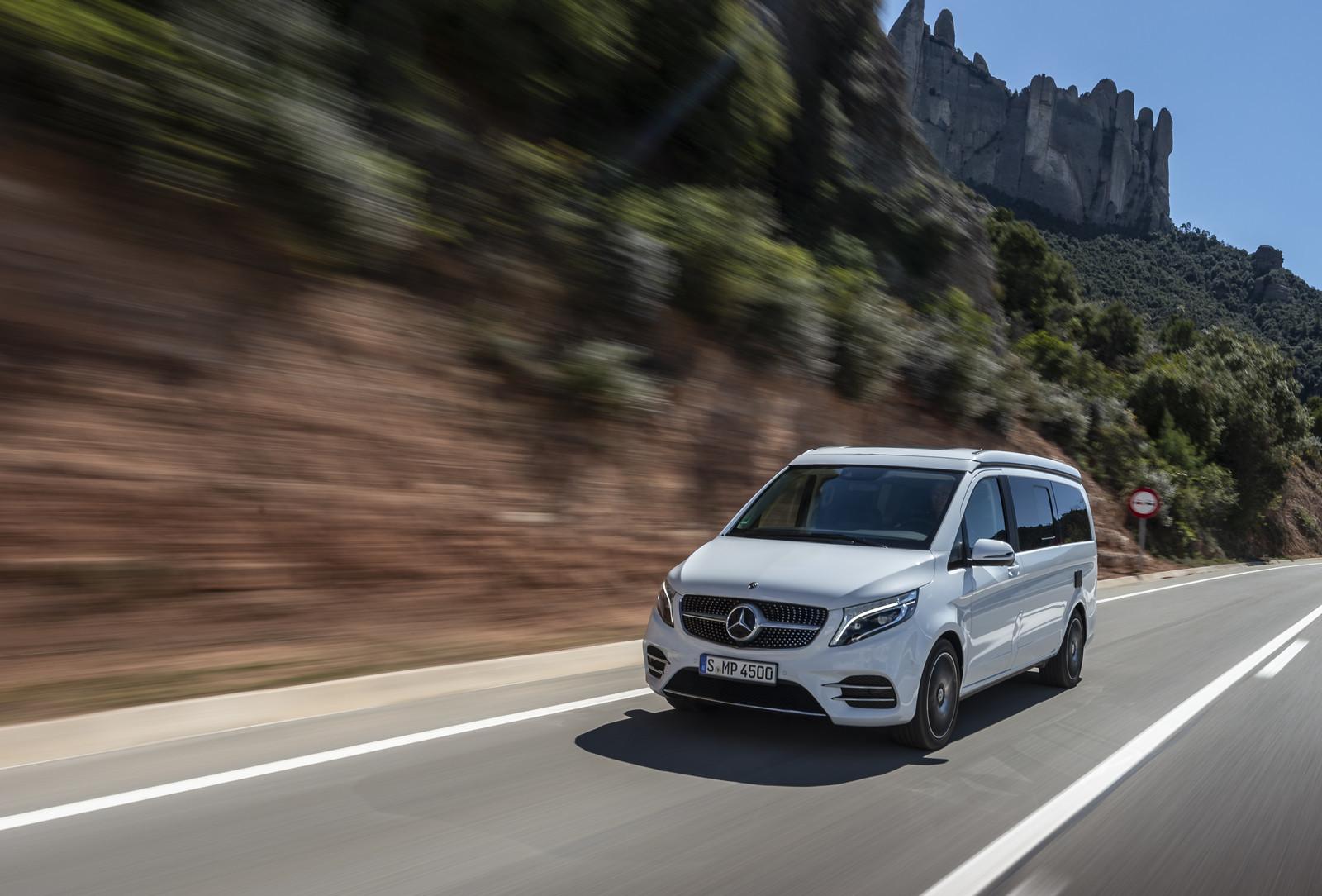 Foto de Mercedes-Benz Marco Polo 2019 (6/49)