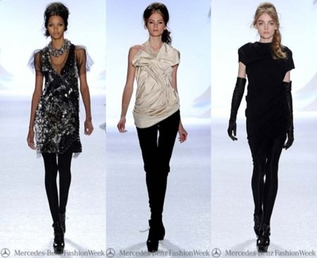 Semana de la Moda de Nueva York Vera Wang