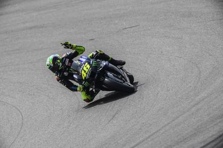 Rossi Sepang Motogp 2020