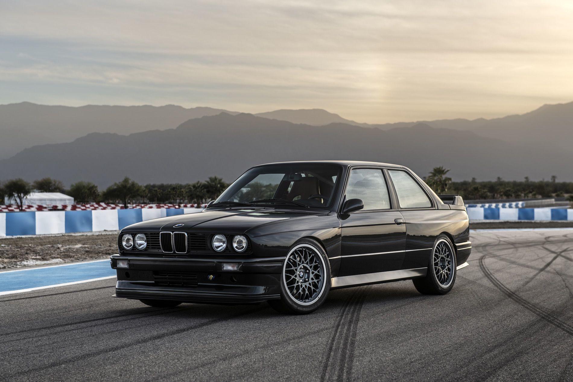 Foto de Redux BMW M3 E30 restomod (1/29)