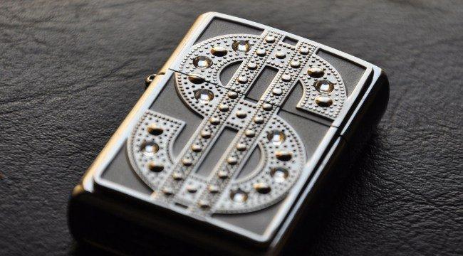 dolar simbolo dinero