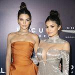 Las hermanas Jenner se marcan un Angelina Jolie en la fiesta NBC post Globos de Oro