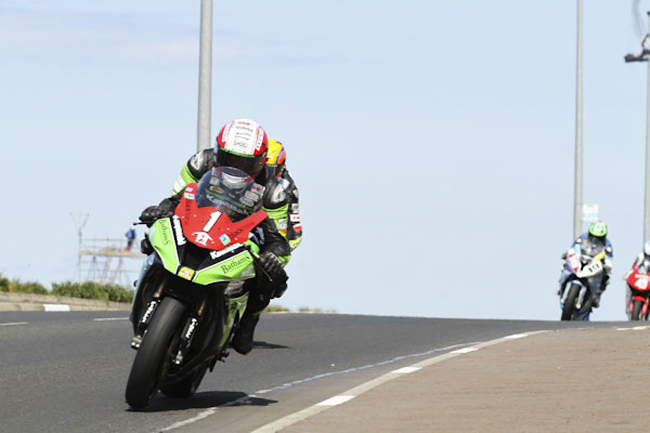Michael Rutter North West 200