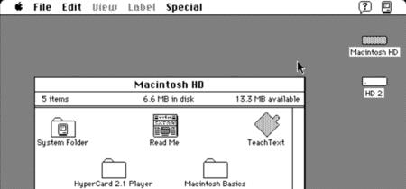 ¿Quieres probar cómo era utilizar un Mac en los 80? Con este emulador lo puedes hacer directamente desde tu navegador