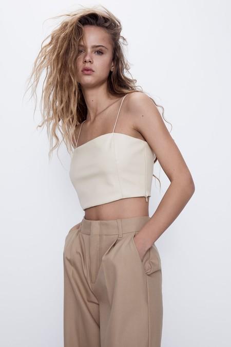 Zara Cropped Top 07