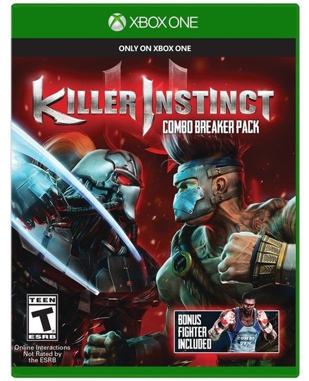 Al final tendremos la primera temporada del Killer Instinct de Xbox One en disco