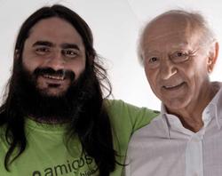 Iván Ruiz Flores y Txema Blasco