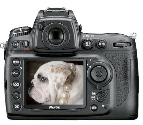 Foto de Nikon D700 (3/4)