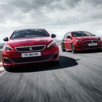 Peugeot 308 GTi by Peugeot Sport: dos niveles de potencia para el 'hatch' de dos colores