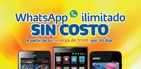 Telcel actualiza todas sus tarifas en Amigo Kit además de incorporar WhatsApp ilimitado