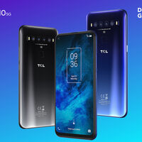 TCL 10 5G llega a México: gama media-alta compatible con la red de nueva generación, lanzamiento y precio oficial
