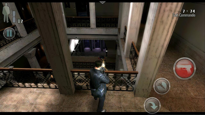 Foto de Max Payne Mobile ya disponible para Android (2/5)