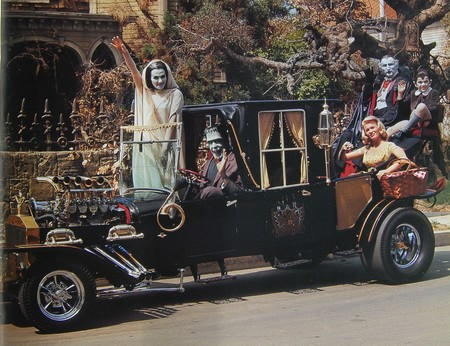 La Familia Monster se mudará a Brooklyn en el nuevo reboot de la legendaria sitcom