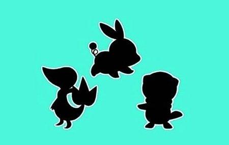 Presentados los 3 Pokémon inicales de 'Pokémon Blanco' y 'Pokémon Negro'