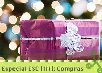 Recomendaciones de compra navideñas: especial CSC