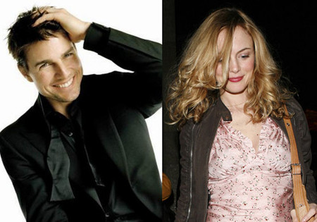 Heather Graham y Tom Cruise en sendas comedias de Todd Phillips