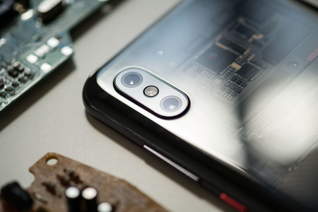 Xiaomi Mi 8 Pro Camara Trasera