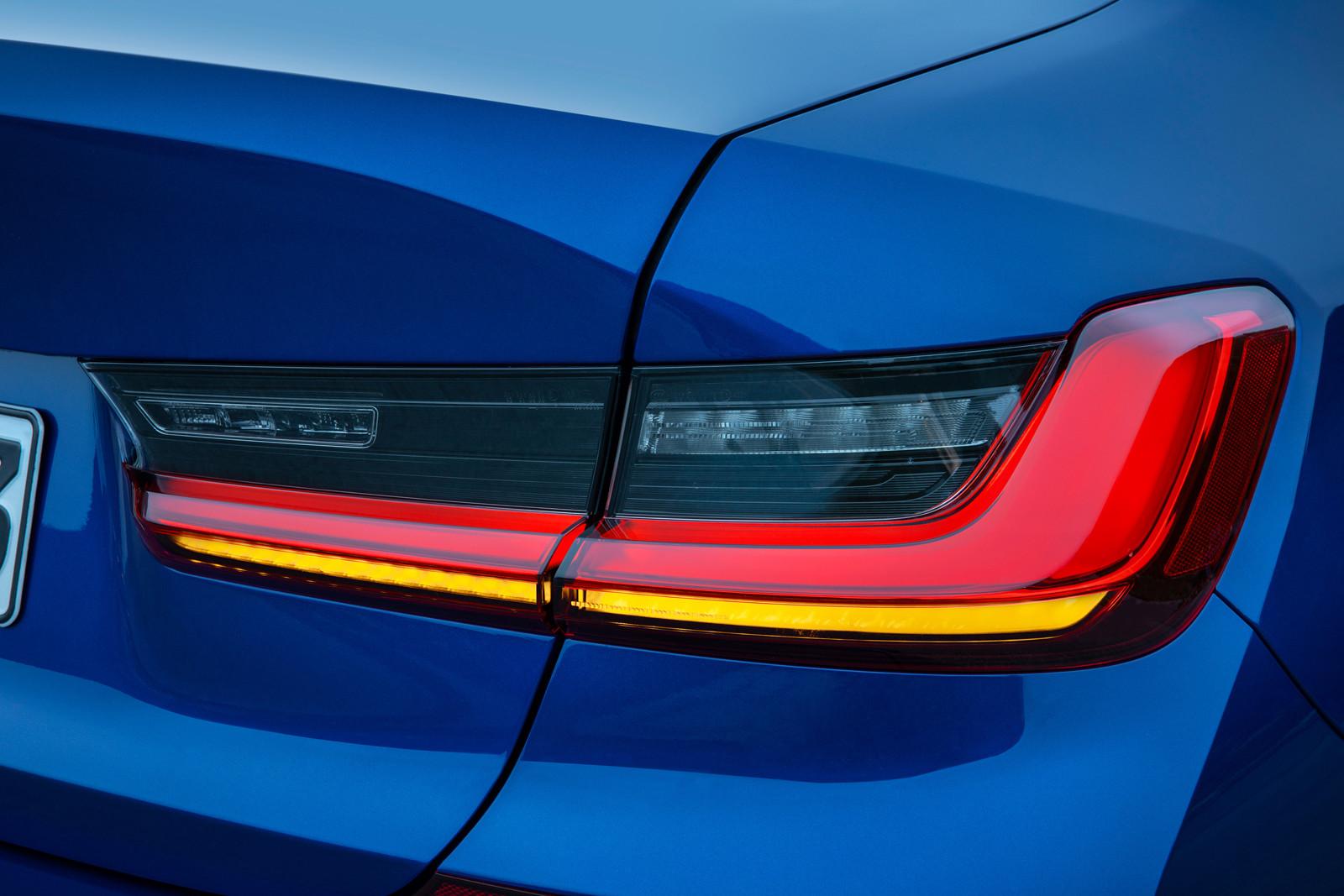 Foto de BMW Serie 3 2019 (32/131)