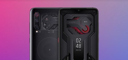 Xiaomi Mi 9 Transparent Edition: el móvil más avanzado de Xiaomi llega con 12GB de RAM e inspirado en Alita: Ángel de Combate