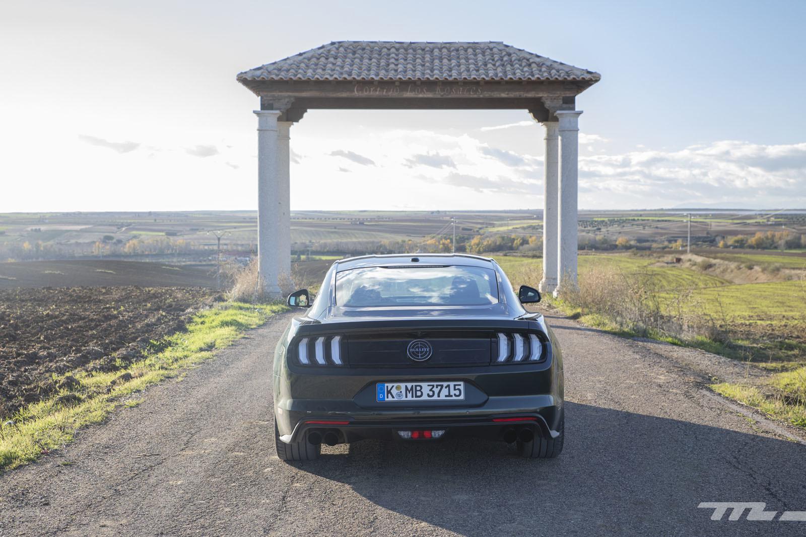 Foto de Ford Mustang Bullitt (prueba) (16/45)