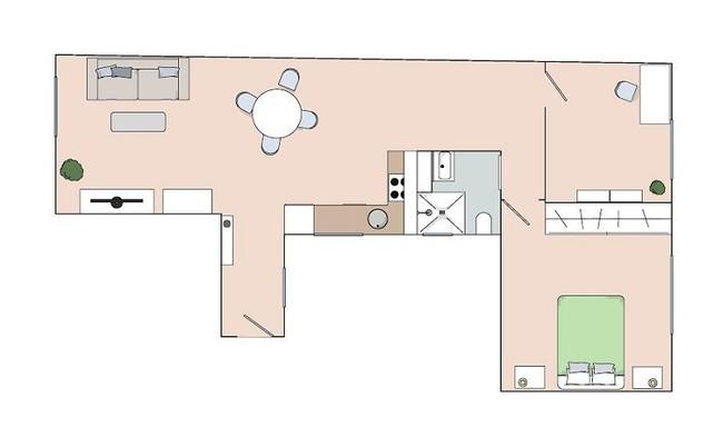 Casas reales
