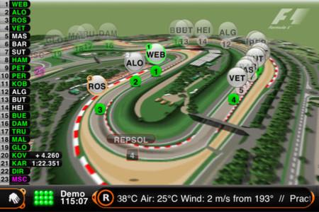 F1 2012 Timing App Championship