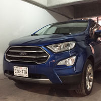 Ford EcoSport, esta semana en el garaje de Motorpasión México