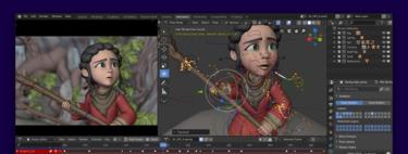 Blender 2.8 marca un antes y un después: la aplicación para la creación 3D ha recibido su mayor actualización en una década