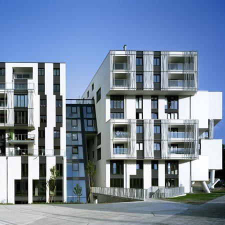 Apartamentos de diseño en Viena