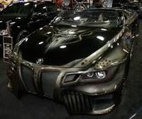 Lo peor del Salón de Detroit: Alpine BMW Sinister Six y Mercedes RLS