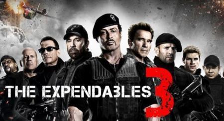Lionsgate denuncia a varias páginas que enlazaban a la copia filtrada de «Los Mercenarios 3»
