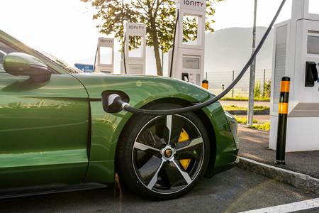 Porsche Taycan autonomía EPA
