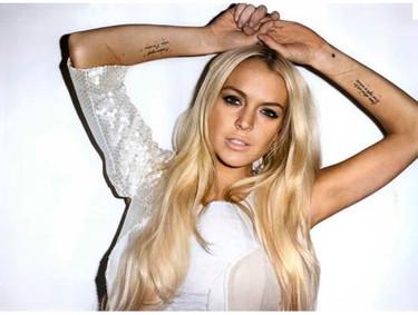 Las siestas de Lindsay Lohan sí que son de caer inconsciente