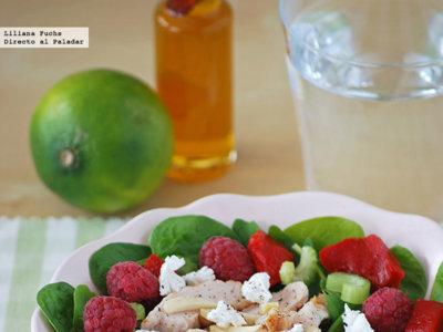 Comer sano en Directo al Paladar: el menú ligero del mes (XXI)