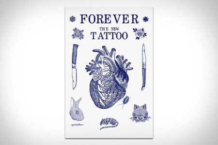 Forever The New Tattoo, examina a los nuevos artístas del tatuaje