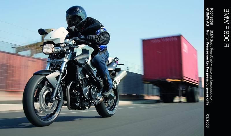Foto de Presentación BMW F800R (12/20)