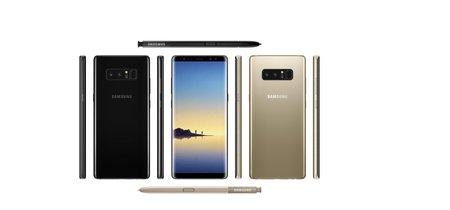 Las pantallas Force Touch no han muerto: el Galaxy Note 8 la incluiría