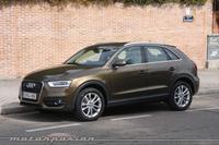 Audi Q3 2.0 TDI S-Tronic, prueba (conducción y dinámica)