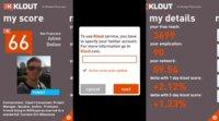 Aplicación no oficial de Klout aparece en el Marketplace