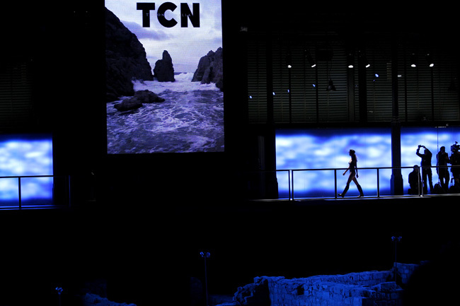 TCN Otoño-Invierno 2014/2015 en la 080 Barcelona Fashion