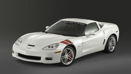 2007 Ron Fellows ALMS GT1 Corvette Z06