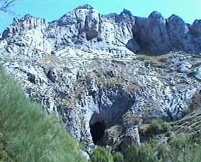 La ruta a la Cueva del Cobre